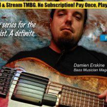 bass musician magazine praises teach me bass guitar digital bass lessons