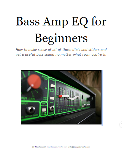 bass amp eq for beginners. Black Bedroom Furniture Sets. Home Design Ideas
